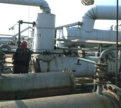 氧化剂公司检修设备清洗