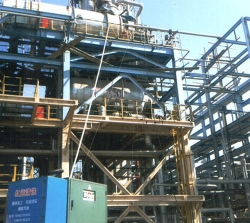 化工厂装置检修清洗