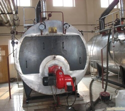 大型锅炉清洗